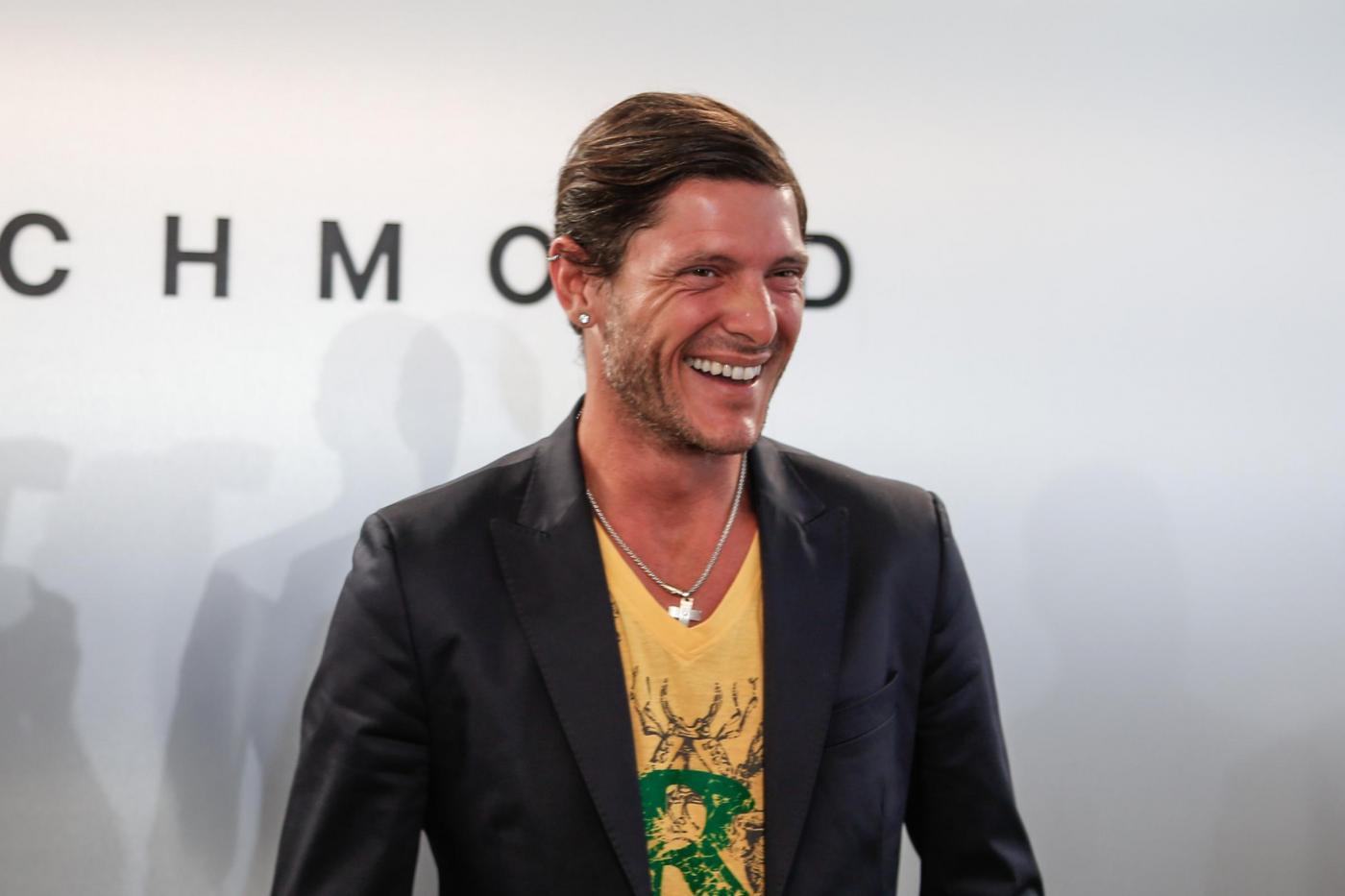 Aldo Montano diventa papà