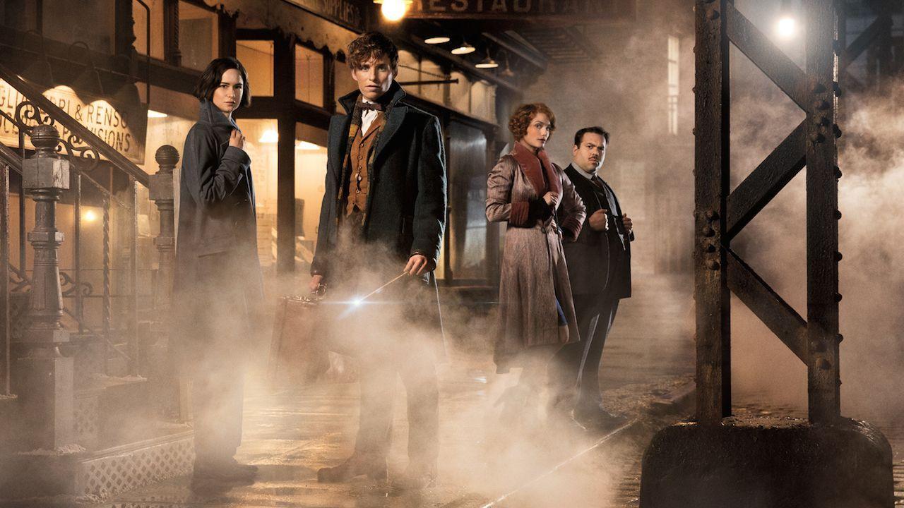 Animali fantastici e dove trovarli, il mondo magico di Harry Potter torna sul grande schermo