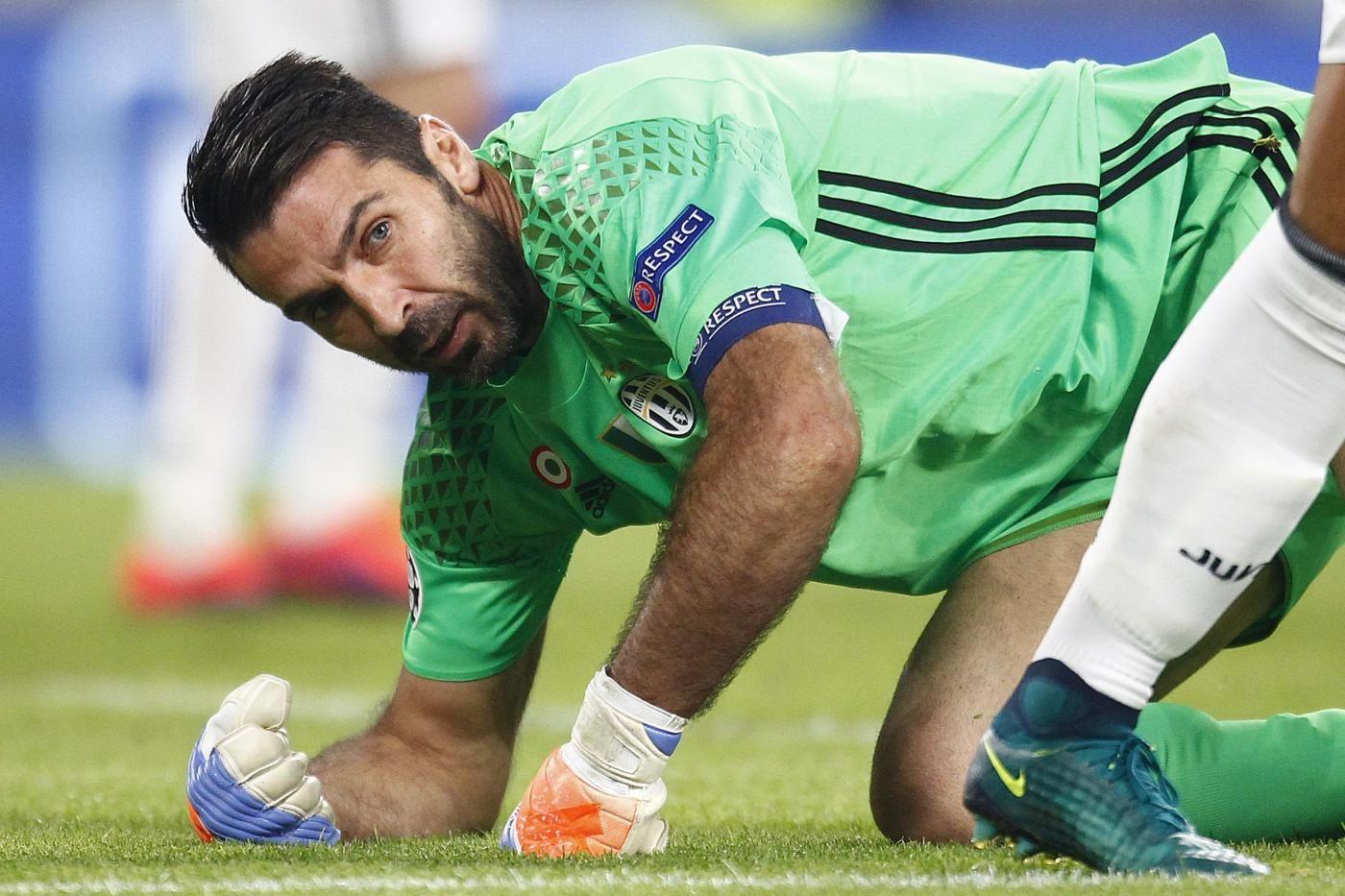 Juventus Olympique Lione