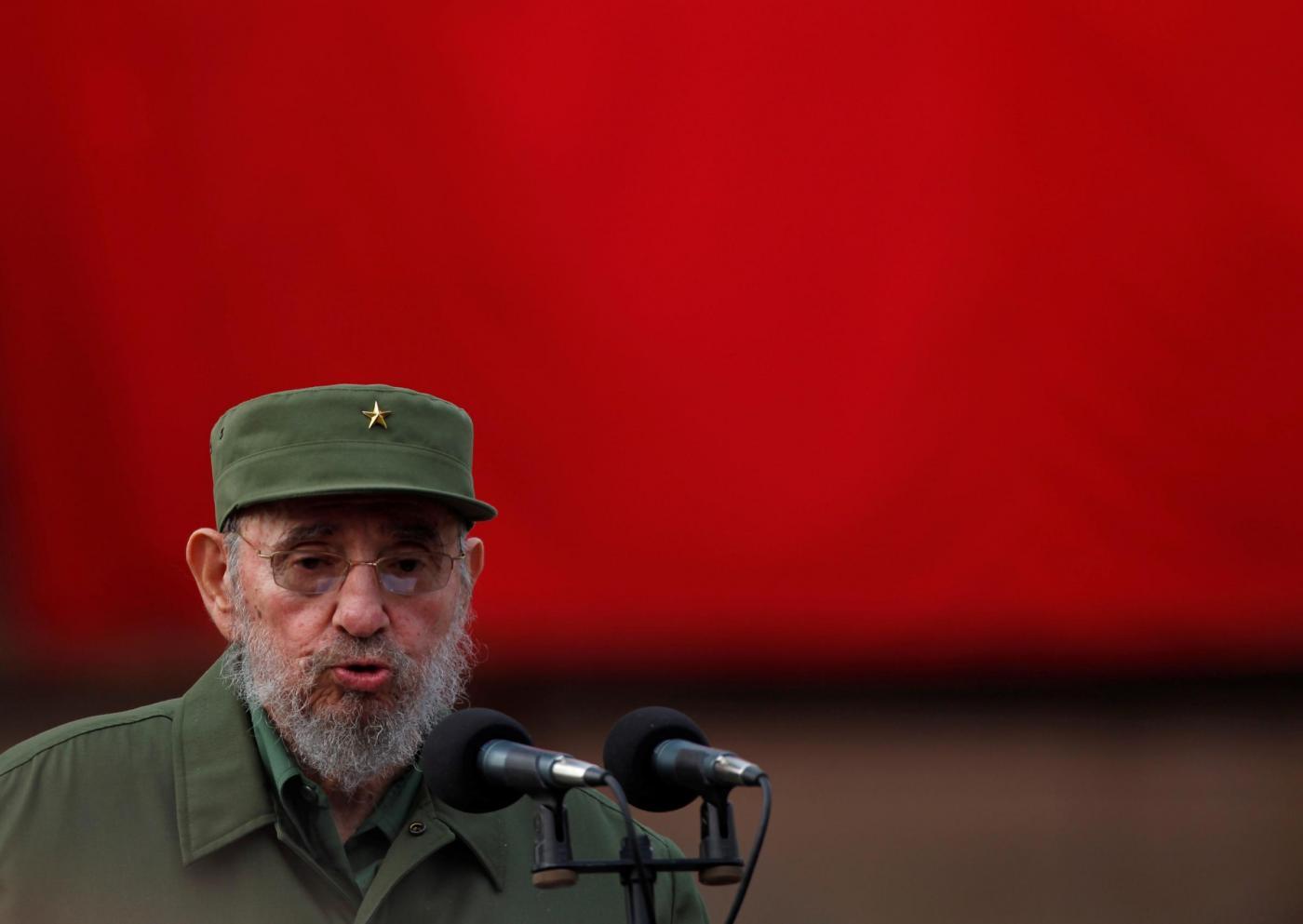 Morte di Castro: le reazioni dall'Italia al resto del mondo