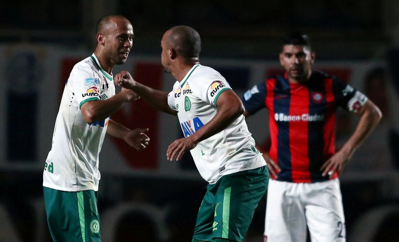 Coppa Sudamericana, San Lorenzo vs Chapecoense