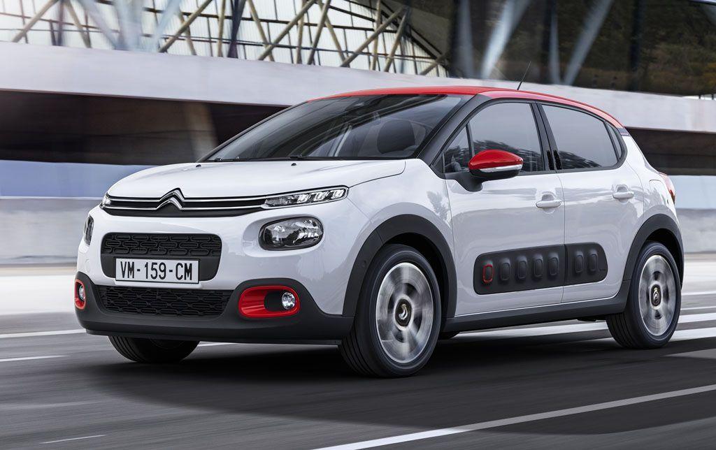 Nuova Citroën C3: test drive a domicilio con Amazon