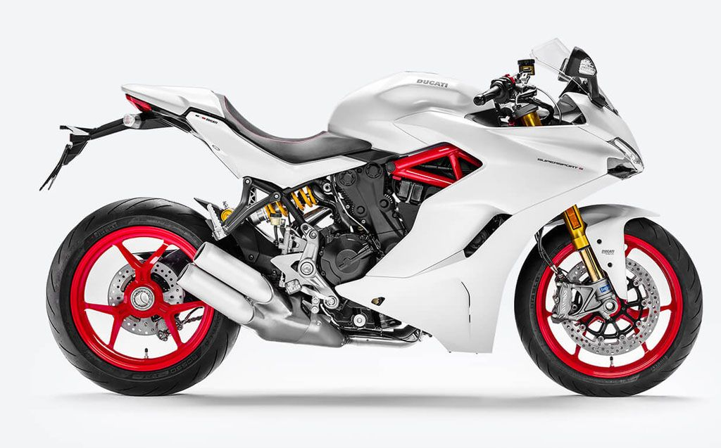 DUCATI 939 SUPERSPORT 1