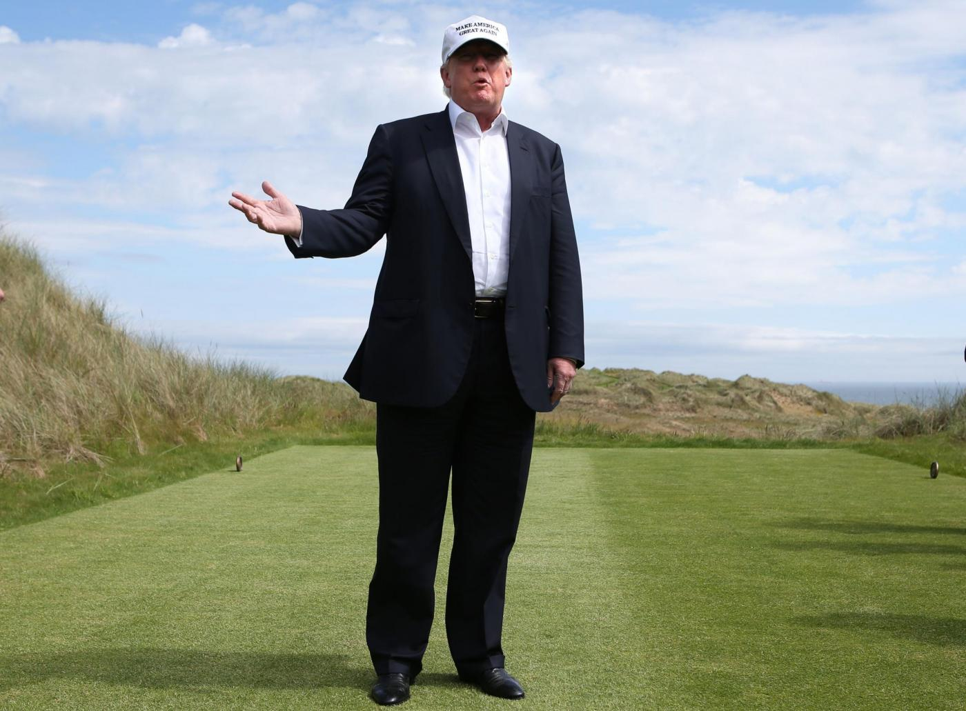 Donald Trump e lo sport: dal wrestling al golf