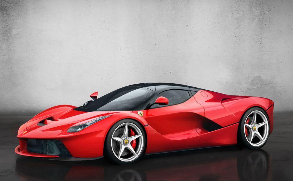 Ferrari laFerrari: la numero 500 all'asta per i terremotati