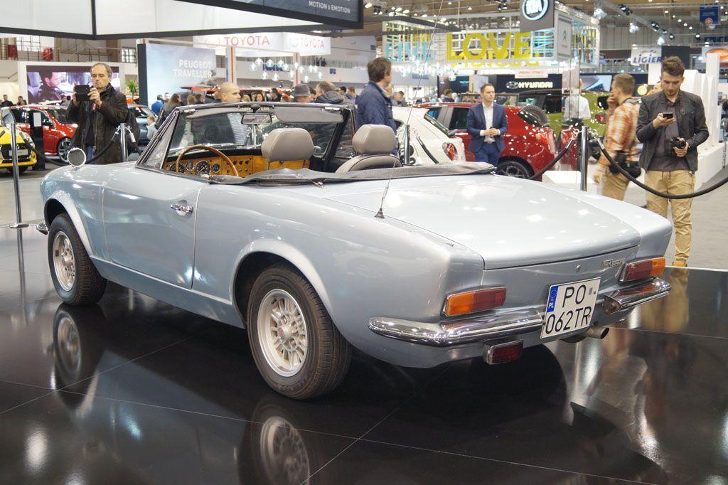 Fiat 124 Sport Spider 3