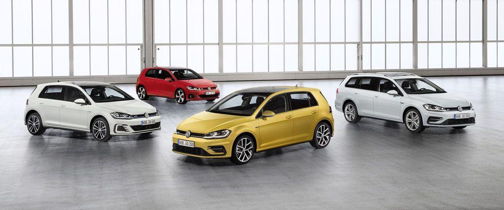 Volkswagen Golf restyling 2017: a tutta tecnologia