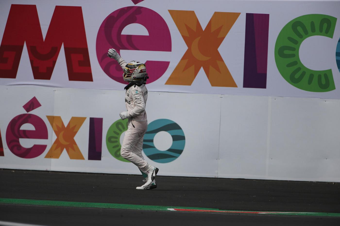 Formula 1 GP Messico La Gara