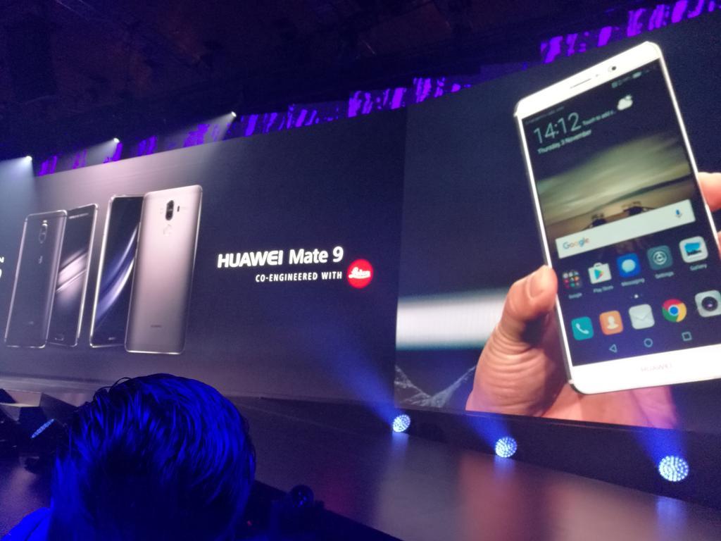 Mate 9: Huawei fa la voce grossa nel mondo mobile