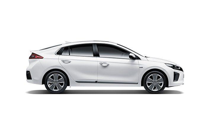 Ecosostenibilità su strada con Hyundai IONIQ
