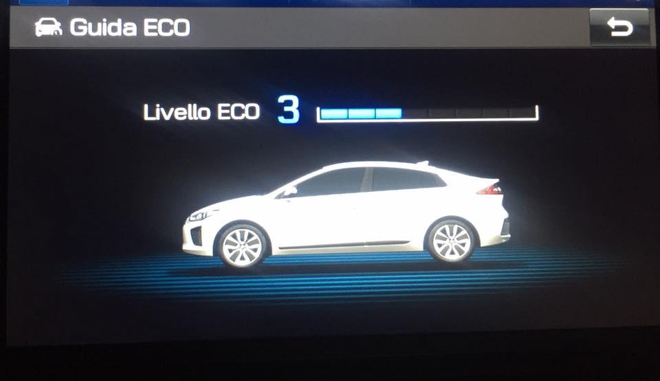 Ioniq livello ECO