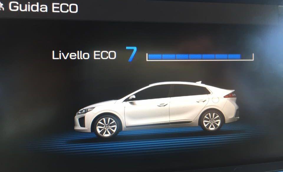 Ioniq livello Eco 2