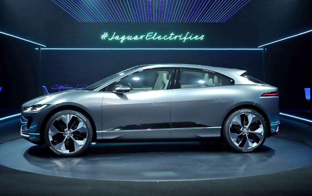 Jaguar I Pace Concept