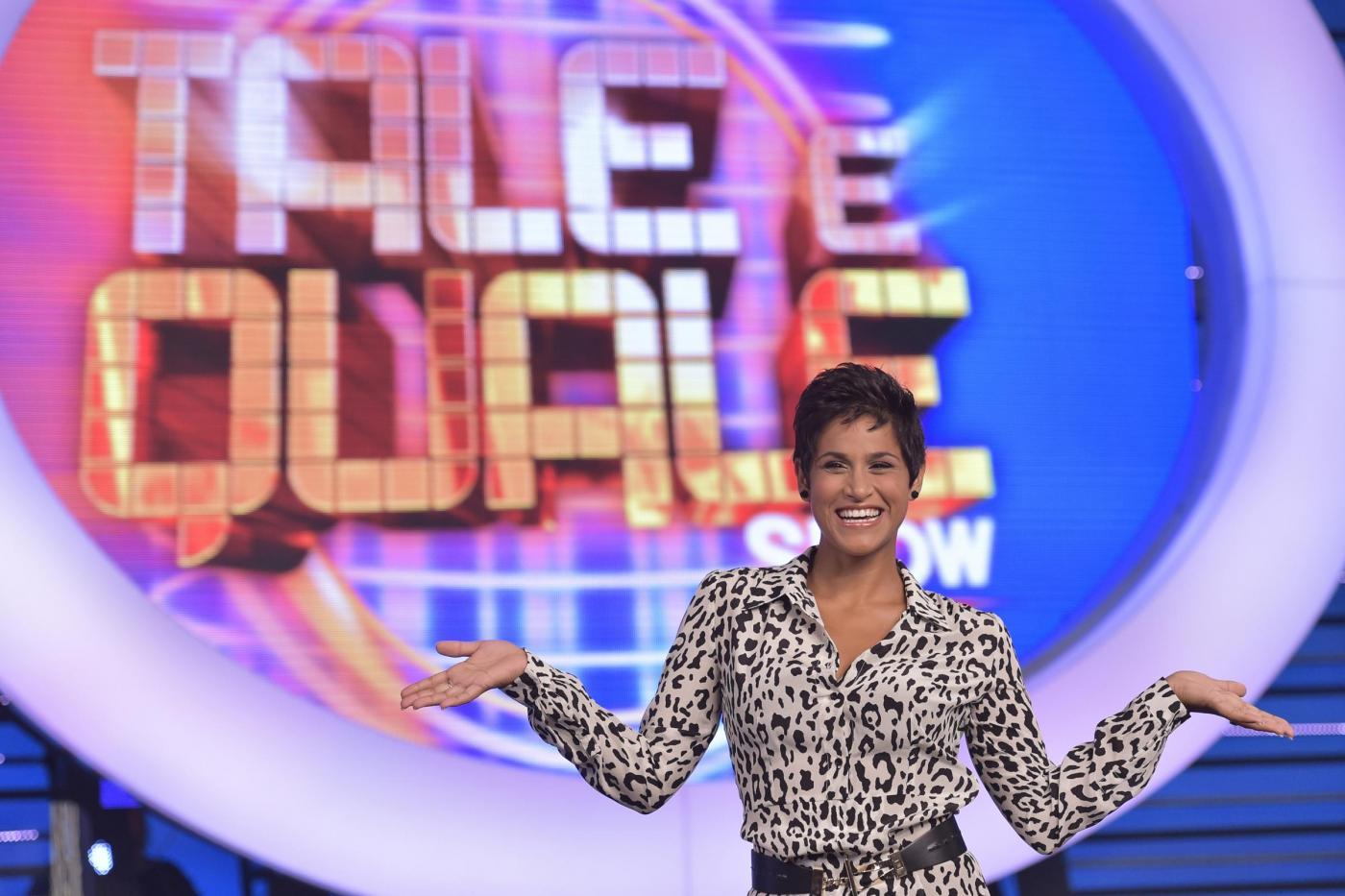 Tale e Quale Show, Karima Ammar si ritira per un problema di salute