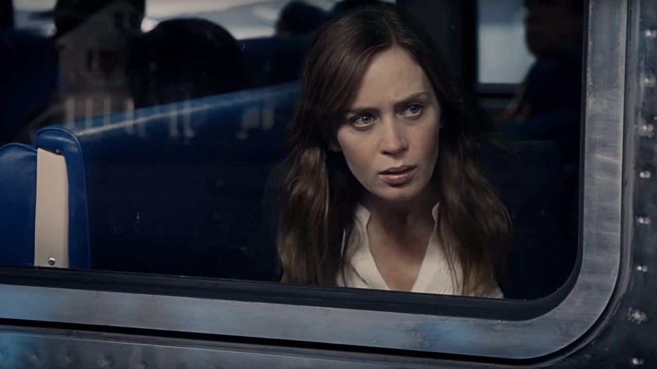 La ragazza del treno, onesto thriller tratto dal romanzo di Paula Hawkins