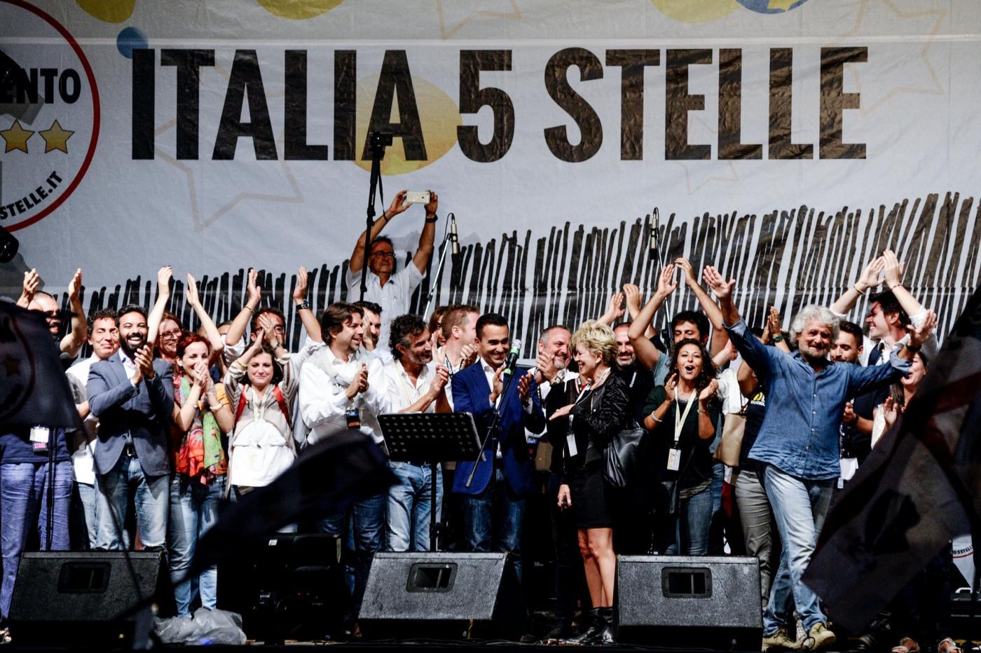 Firme false M5S a Palermo, chiesto il rinvio a giudizio per i deputati Nuti, Mannino e Di Vita