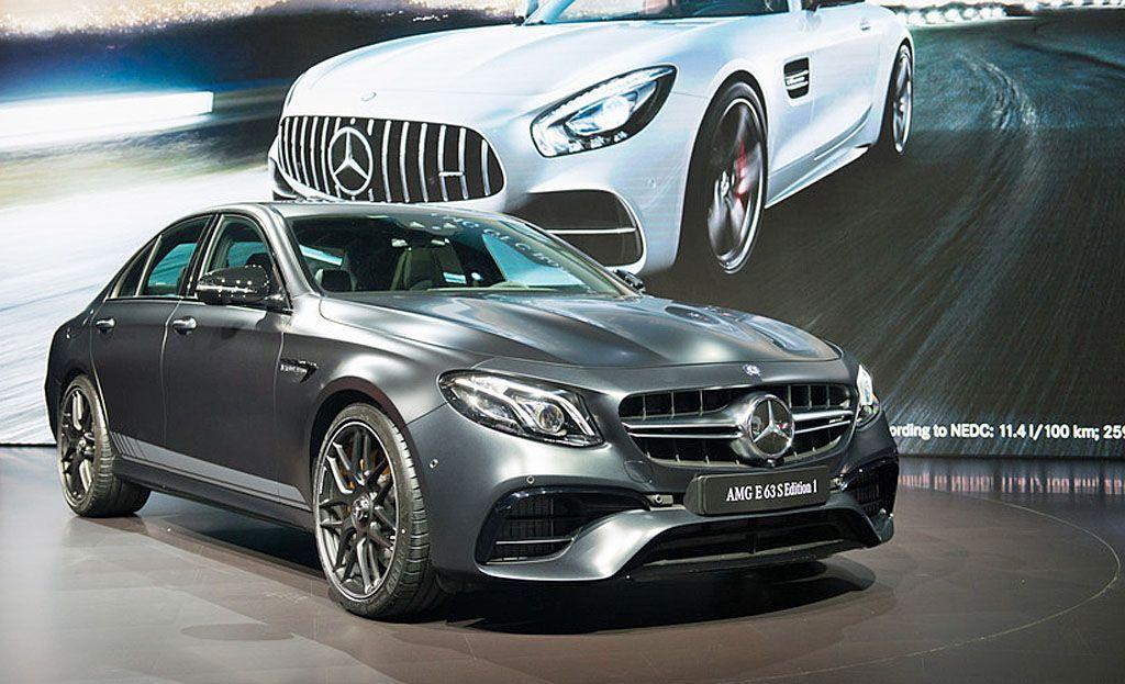 Mercedes AMG E 63