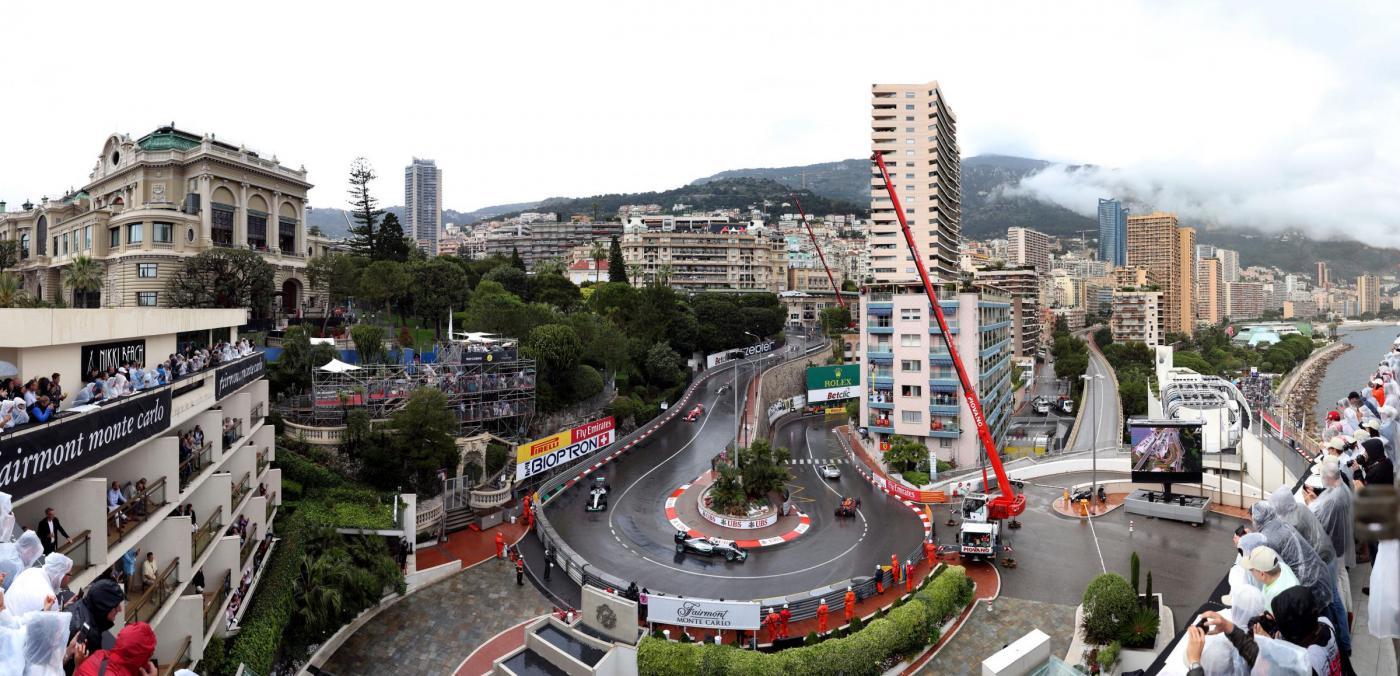 Monaco Grand Prix Race Day Circuit de Monaco