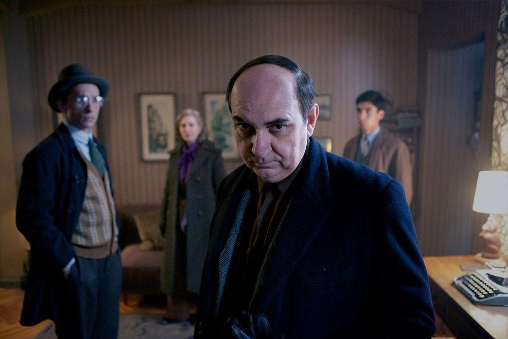 Neruda, il film biografico che non ti aspetti