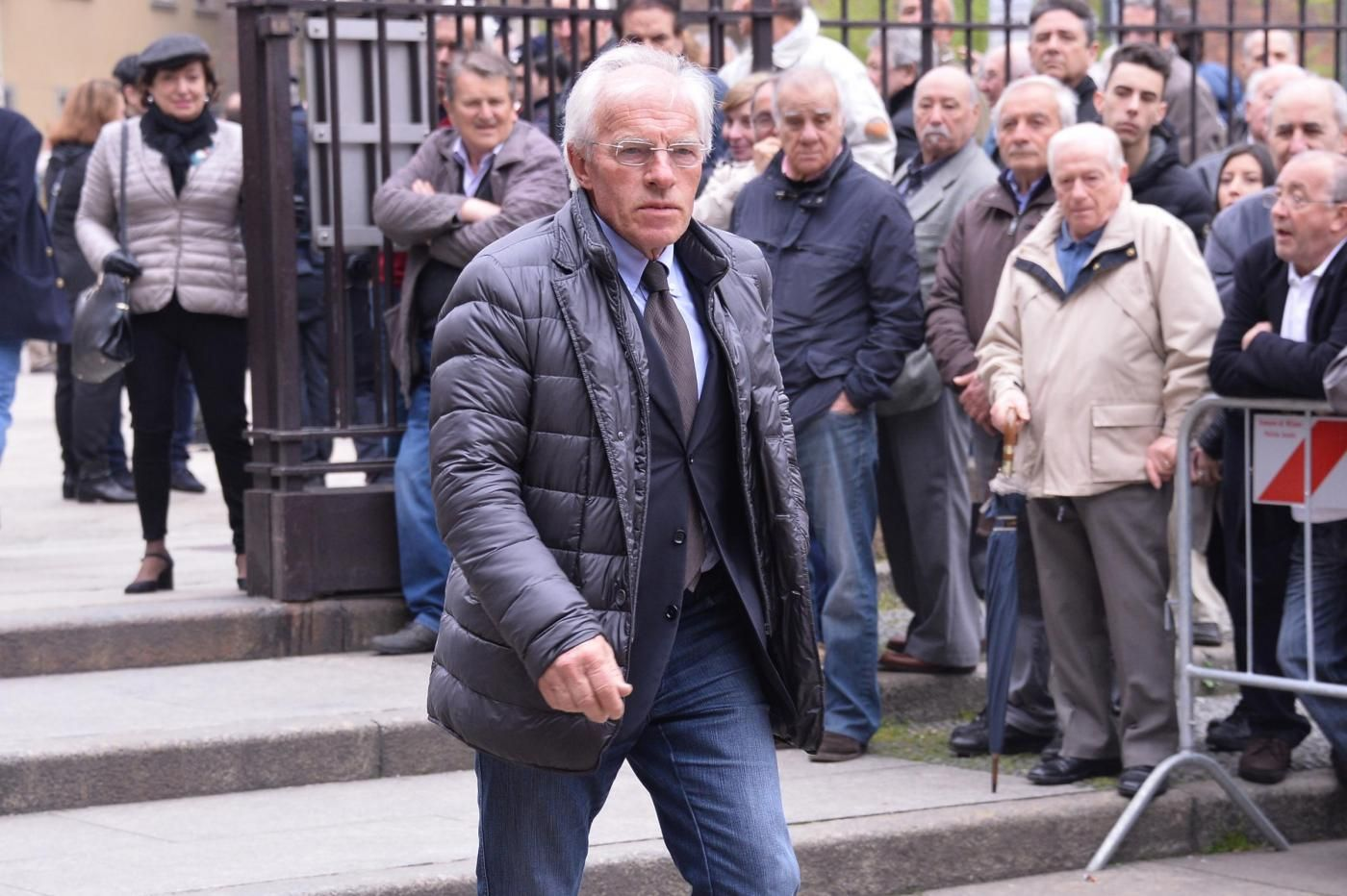 Addio a Cesare Maldini, giocatori e personaggi per l'ultimo saluto in Sant'Ambrogio a Milano