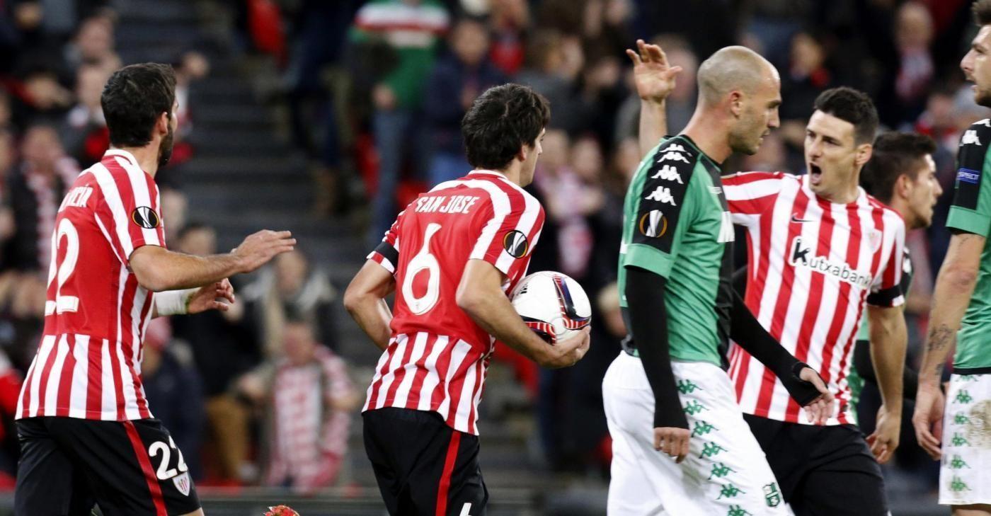 Athletic Bilbao vs Sassuolo Uefa Europa League