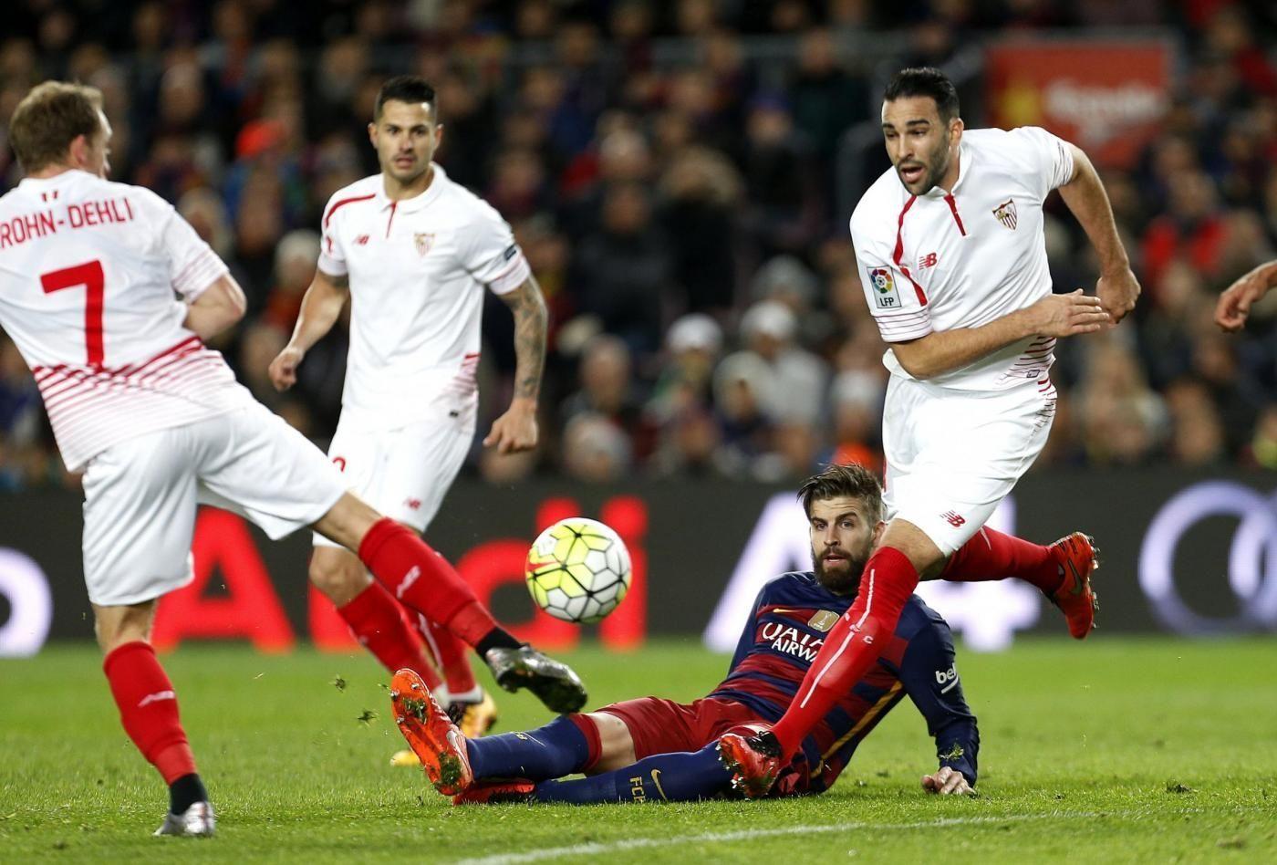 Barcellona vs Siviglia Liga 2015/2016
