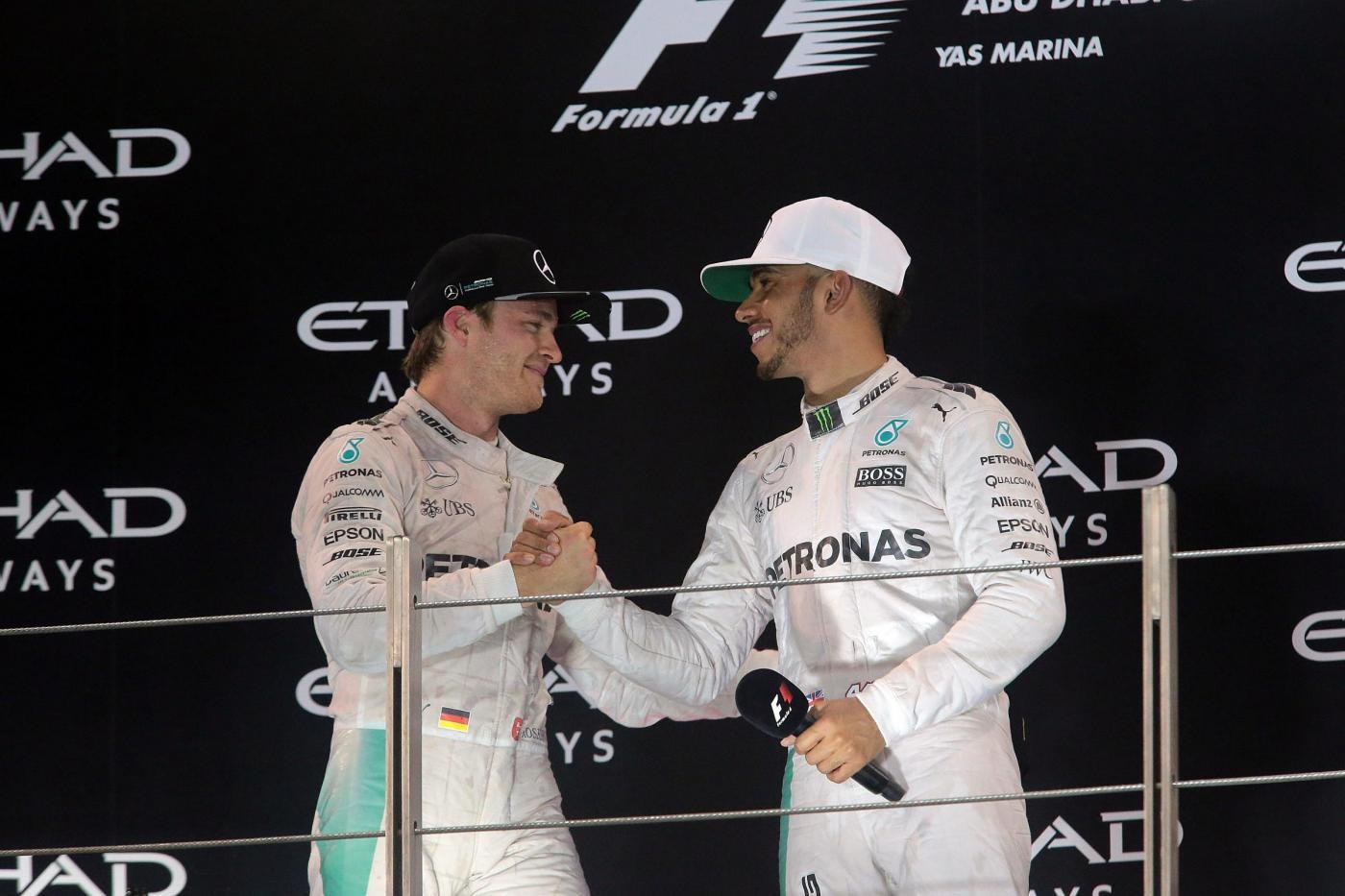 F1 Abu Dhabi, La gara
