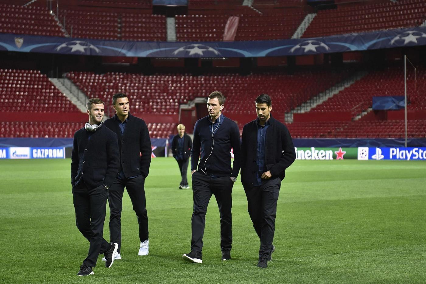 Siviglia-Juventus: la sfida di Champions League ai raggi X