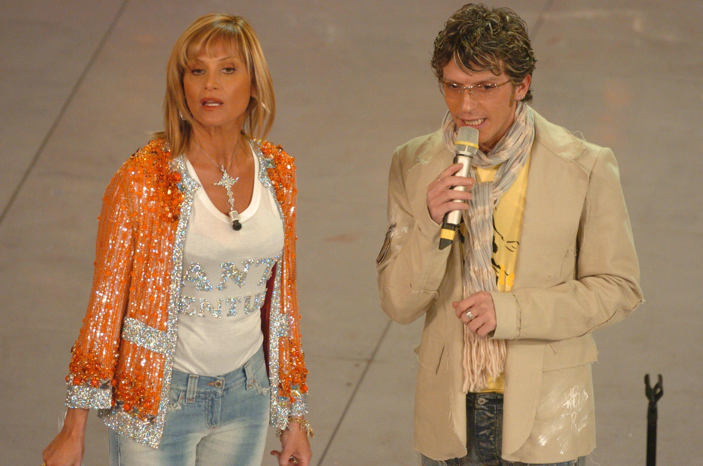 Stefano Picchi a Sanremo 2004