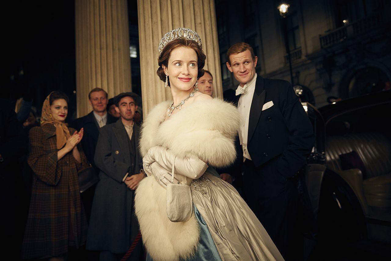The Crown, su Netflix la serie tv sulla Regina Elisabetta II