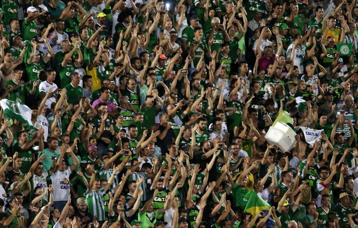 Chapecoense, la storia della squadra brasiliana