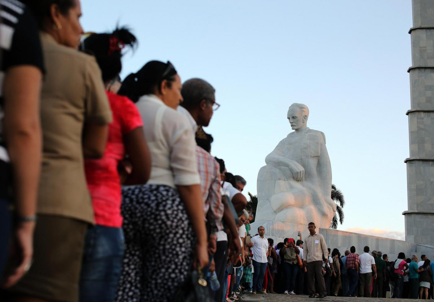 Cuba, ultimo saluto a Fidel Castro