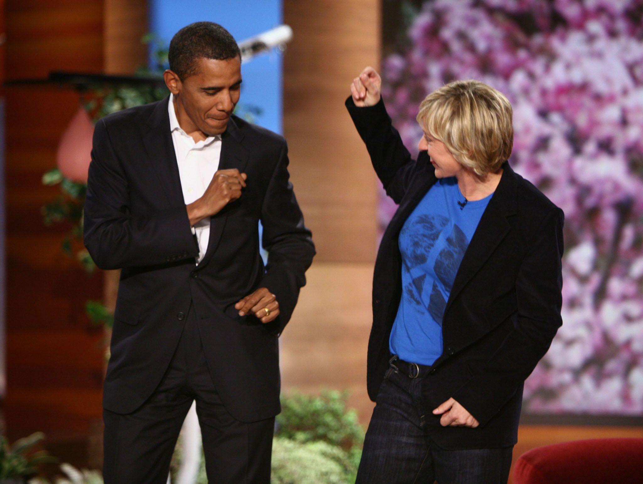 Barack Obama in TV