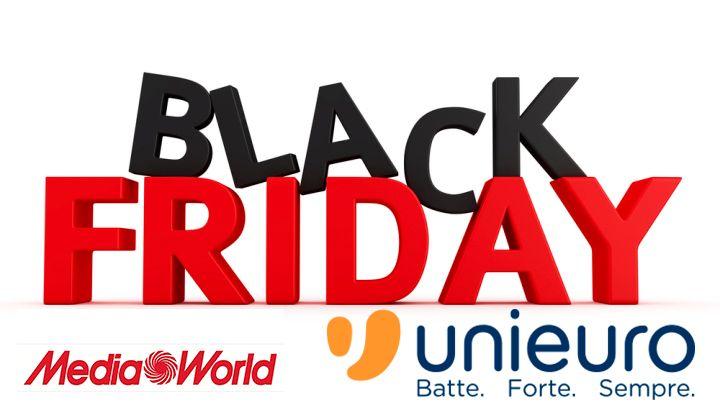 Black Friday Italia 2016 Unieuro e Mediaworld: le migliori offerte
