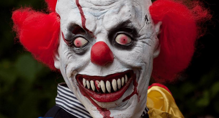 clown isteria