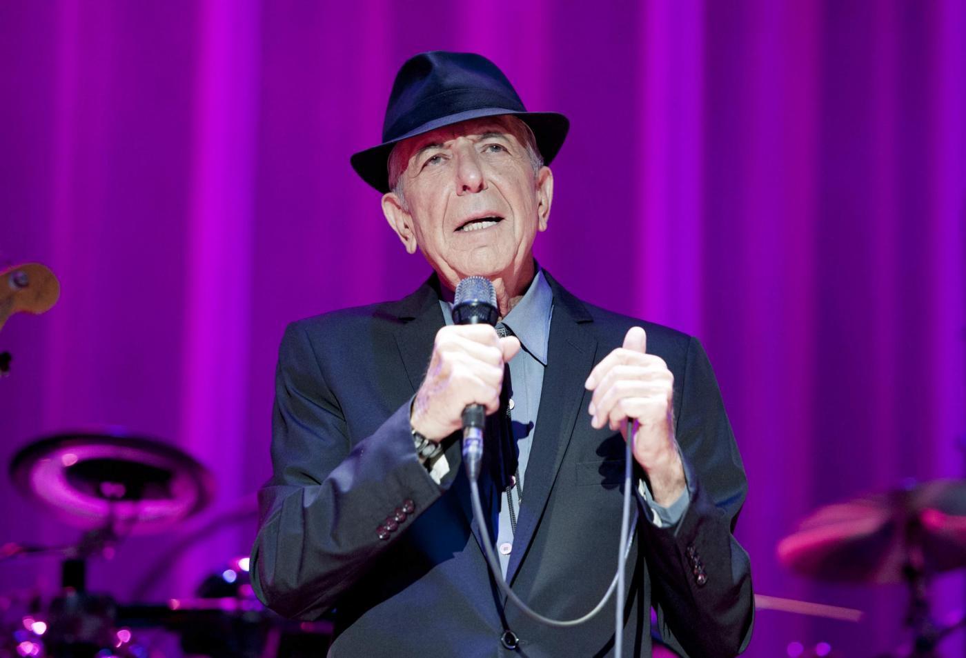 Leonard Cohen canzoni famose