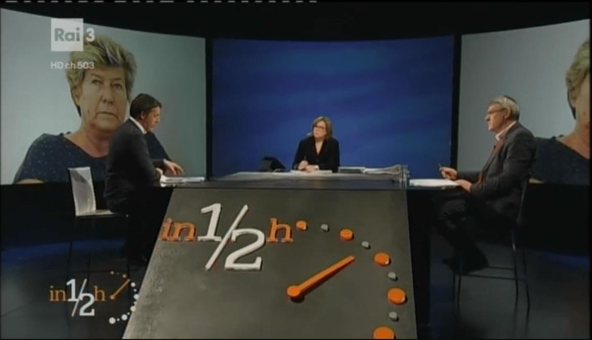 referendum costituzionale confronto Renzi e Landini