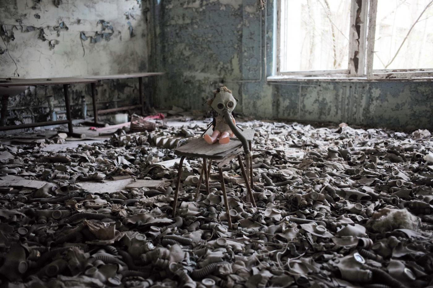 Ucraina, 30° anniversario disastro nucleare a Chernobyl