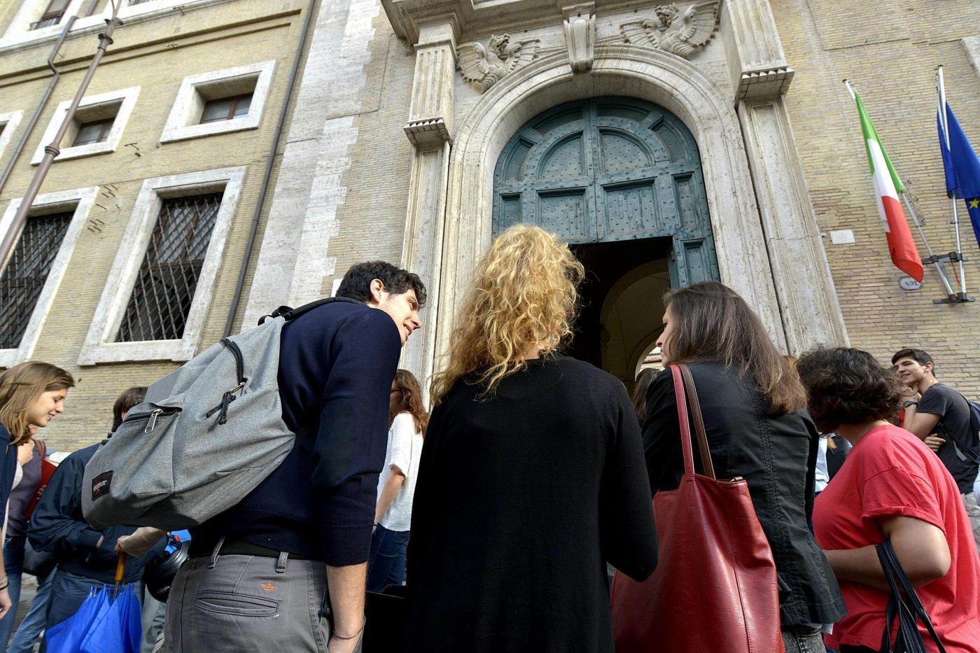 Maturità: Roma, liceo ginnasio