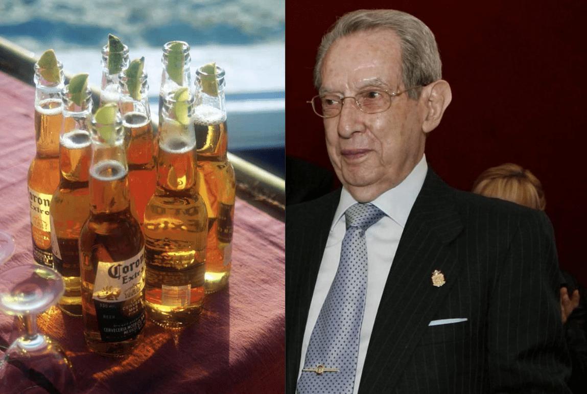 fondatore birra corona lascia eredita milionaria ai compaesani