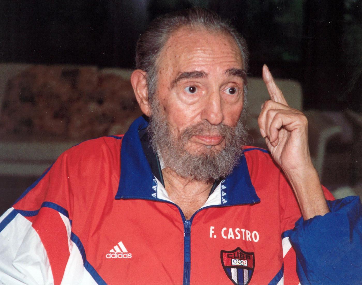 Le frasi più famose di Fidel Castro