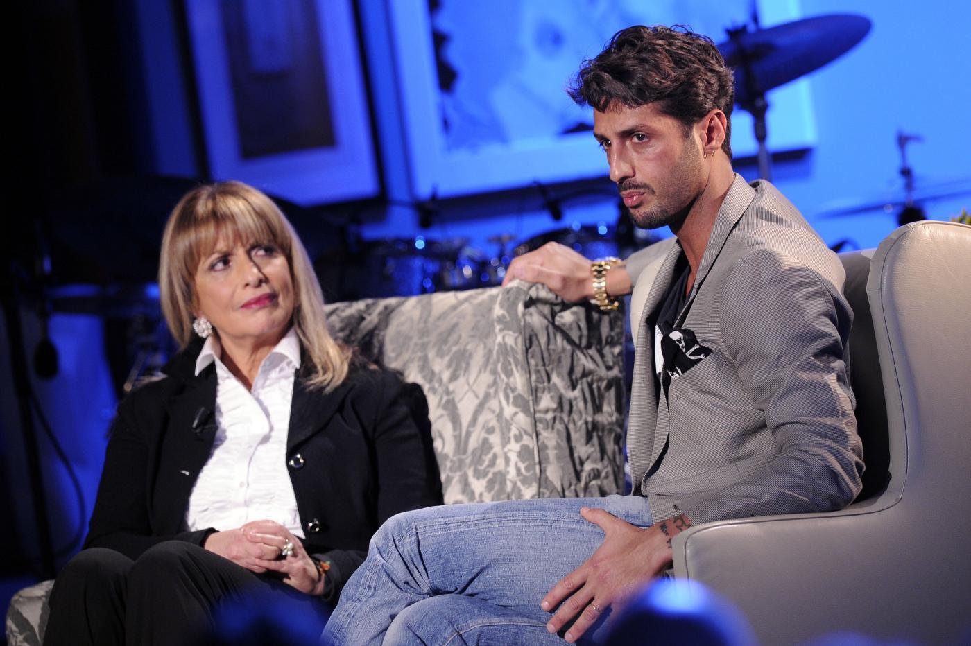 Fabrizio Corona mamma