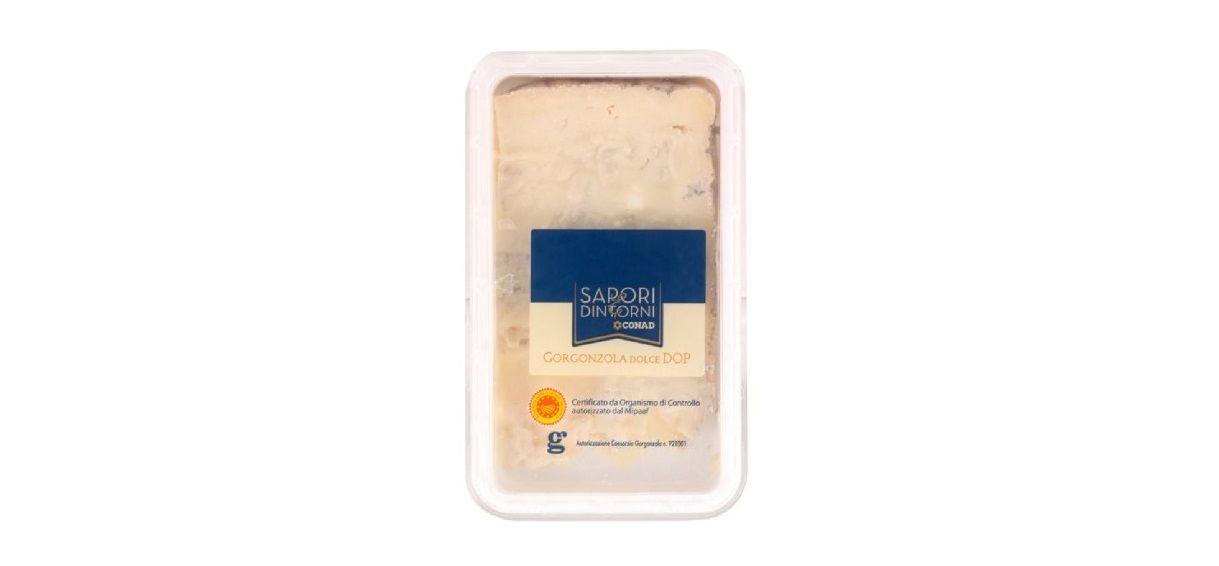 gorgonzola conad ritirato dal mercato