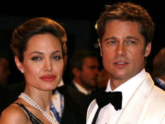 Jolie-Pitt: i figli restano con Angelina, ma Brad potrà vederli sempre