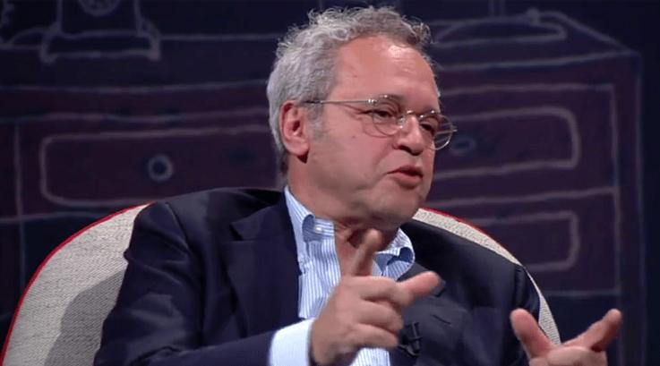 Enrico Mentana si confessa da Costanzo, dai figli all'addio a Mediaset