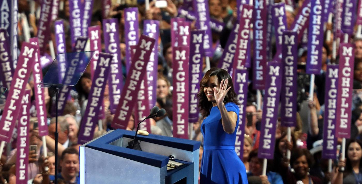 Philadelphia, Convention Democratica