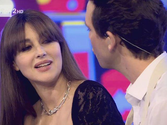 Stasera Casa Mika: Monica Bellucci star della seconda puntata