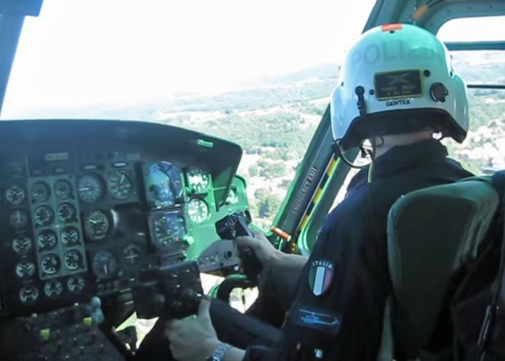 multe elicottero