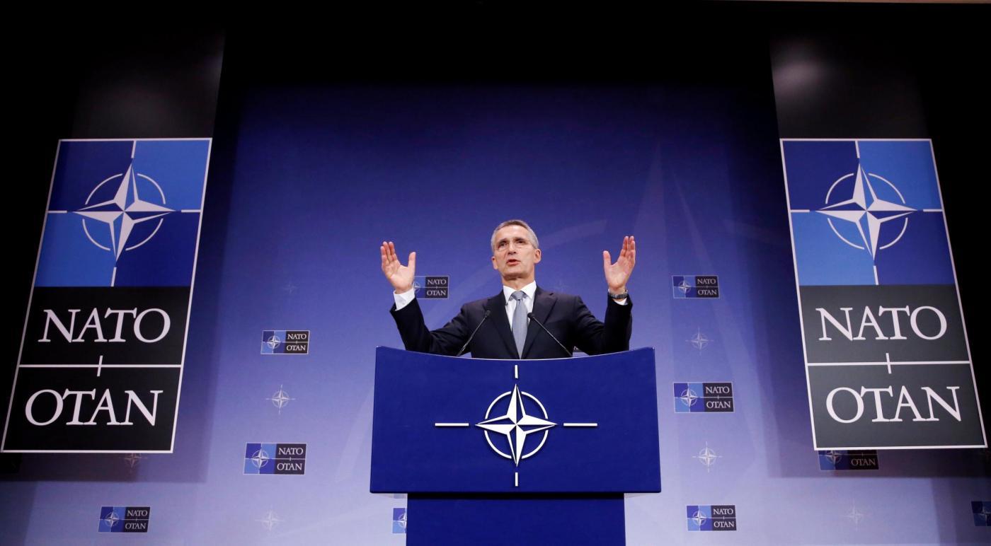 Bruxelles, meeting NATO tra i ministri della difesa dei paesi membri
