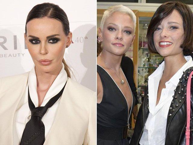 Nina Moric vs le Donatella: 'Occupano la casa di mio figlio Carlos'